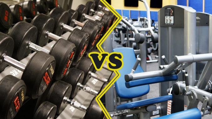 Maszyny vs wolne ciężary
